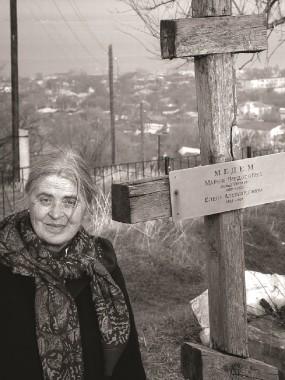 Ольга Федоровна фон Лилиенфельд-Тоаль. Хвалынск, май 2006