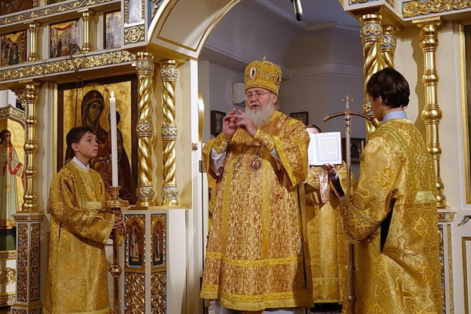 НЬЮ-ЙОРК: 16 ноября 2015 г. В Знаменском Синодальном соборе прошел вечер памяти священника Даниила Сысоева