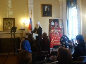Вечер памяти о. Даниила Сысоева, посвященный 6-й годовщине его кончины