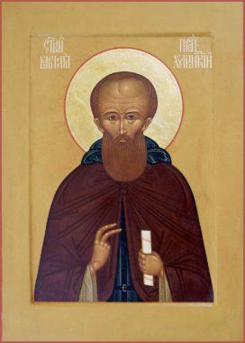 Преподобный Варлаам Хутынский чудотворец