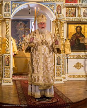 Митрополит Восточно-Американский и Нью-Йоркский Иларион, Первоиерарх Русской Православной Церкви Заграницей