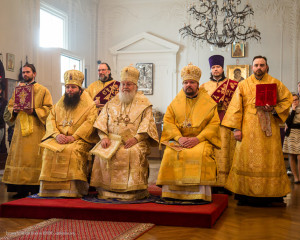 Нью-Йорк: В Синодальном соборе отметили день тезоименитства Первоиерарха Русской Зарубежной Церкви