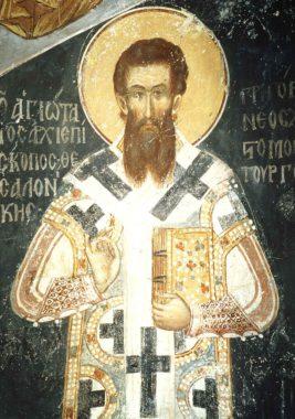 Святитель Григорий Палама, архиепископ Солунский