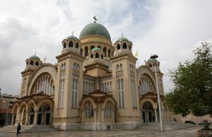 Кафедральный собор святого Апостола Андрея Первозванного в Патрах