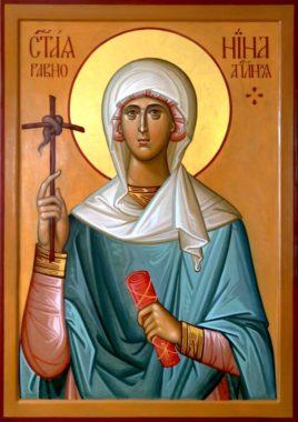 Равноапостольная Нина, просветительница Грузии