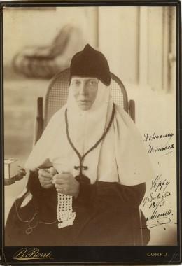 Преподобная Анастасия Киевская