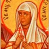 Святая мученица Татиана Касимовская