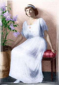Святая страстотерпица Великая княжна Татьяна Николаевна
