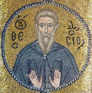 Преподобный Феодосий Великий, Киновиарх