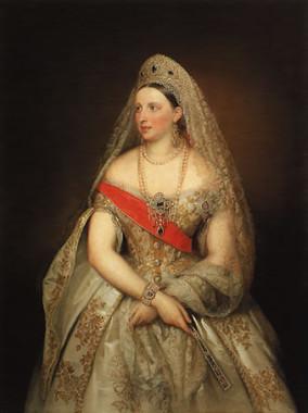 Великая Княгиня Александра Петровна