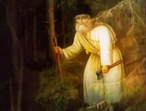 Святой Серафим: «Земной Ангел - Небесный человек»