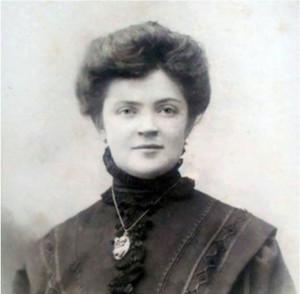 Ченцова Феоктиста Семеновна. 1880 - 1942