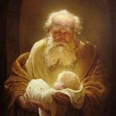 Святой праведный Симеон Богоприимец