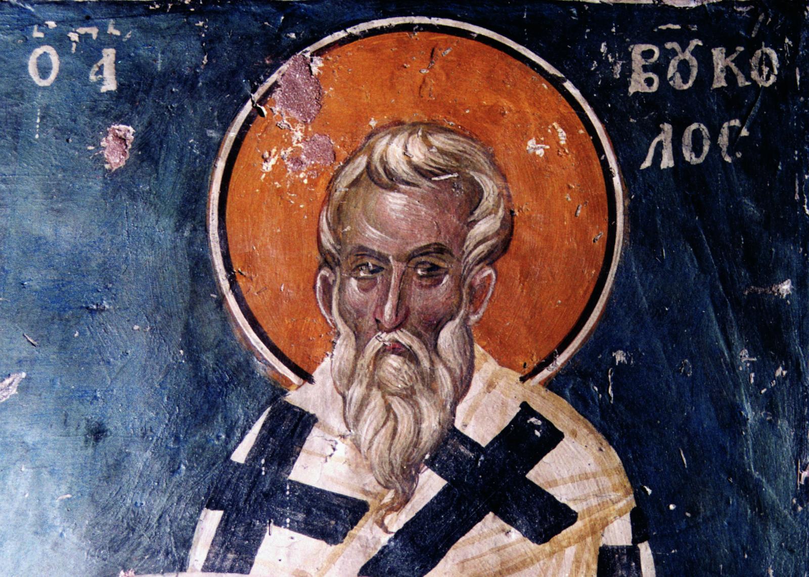 Преподобный Вукол, епископ Смирнский