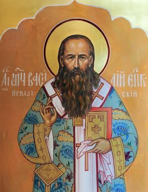Священномученик Василий (Зеленцов), епископ Прилукский, викарий Полтавской епархии