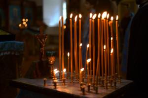 Со духи праведных скончавшихся, души раб Твоих, Спасе, упокой