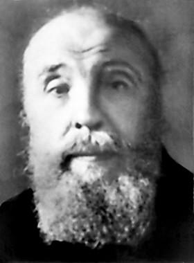 Отец Михаил Галушко, фото 1950-х гг.