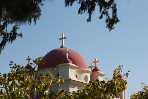 Греческая церковь Двенадцати апостолов в Капернауме