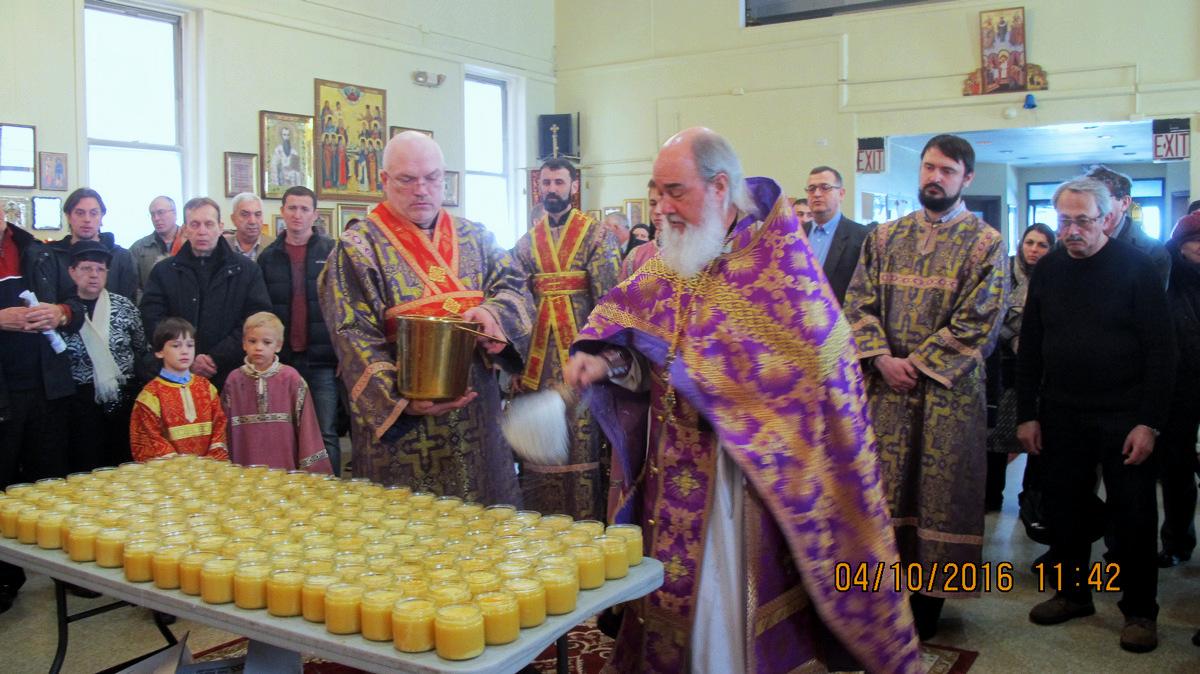 Памяти преподобного Иоанна Лествичника. 10 апреля, 2016