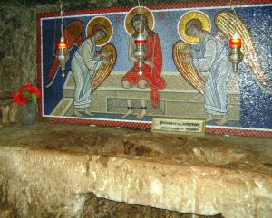 Место заточения Иисуса Христа