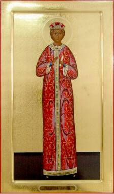 Святой благоверный царевич Димитрий Угличский (Московский)