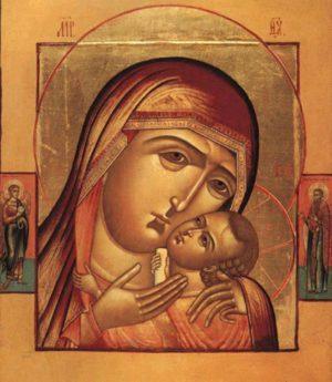 Касперовская чудотворная икона Божией Матери