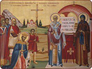 Святые Кирилл и Мефодий. Проповедь святителя Иоанна (Максимовича)