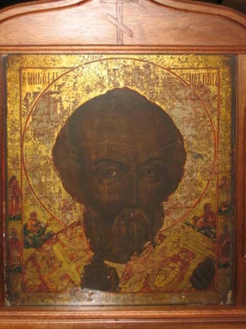 Слово в день памяти Святителя Николая, архиепископа Мир Ликийских, чудотворца
