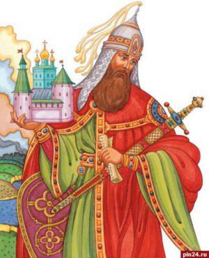 Благоверный князь Довмонт Псковский