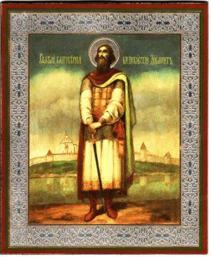 Благоверный князь Довмонт, во Крещении Тимофей, Псковский (1299 г.)