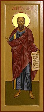 Пророк Елисей