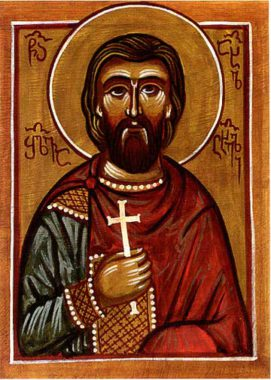Святой мученик Шалва Ахалцихский