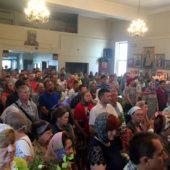 Праздник Святой Троицы. Бруклин, 19.06.2016