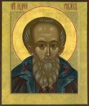 Преподобный Андрей Рублев, иконописец