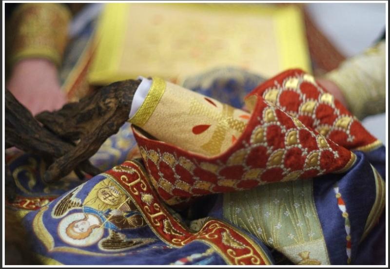Переоблачение мощей святителя Иоанна, Шанхайского и Сан-Францисского чудотворца