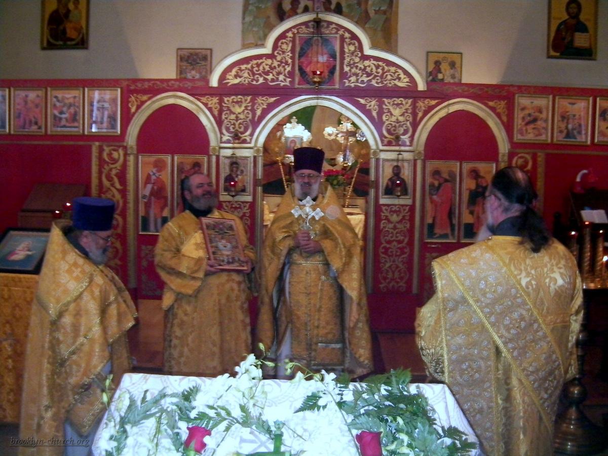 Первоверховных Апостолов Петра и Павла, 12 июля, 2016