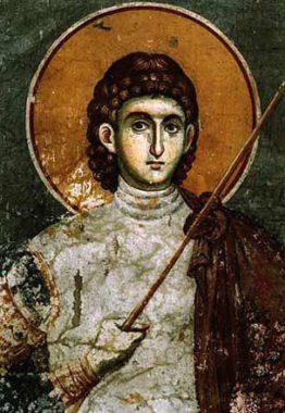 Святой великомученик Прокопий, в миру Неаний,день памяти: 8/21 июля