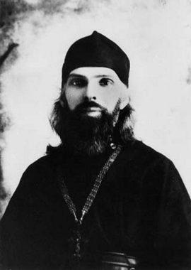 Священномученик Владимир Лозина-Лозинский. 26.05.1885 г. – 13.12 (26.12) 1937 г.