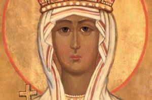 Равноапостольная Ольга, великая княгиня Российская, во Святом Крещении Елена (+969)