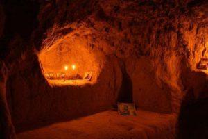 Пещера прп. Антония
