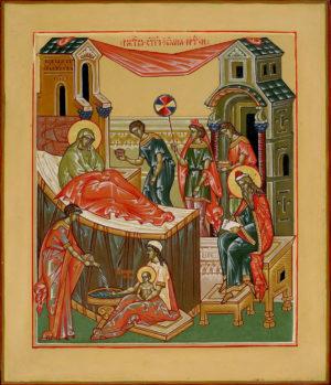 Рождество Иоанна Предтечи и Крестителя Господня