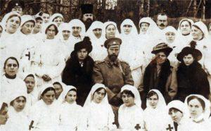 Император Николай II, история Даугавпилса, Двинск