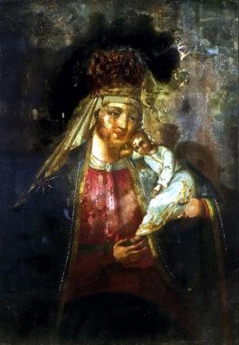 Икона Божией Матери «Избавление от бед страждущих»