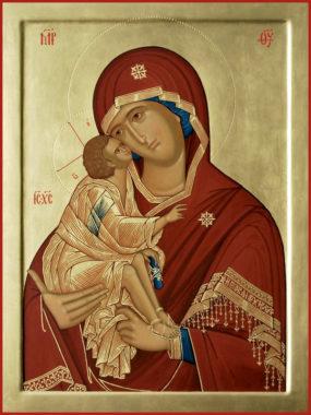 Икона Богородицы Донская