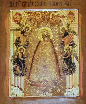 Икона Богоматери «Прибавление Ума»
