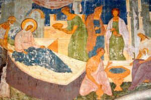 Рождество Богородицы и Приснодевы Марии