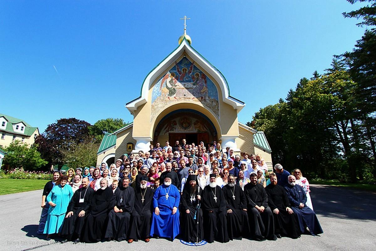 Паломничество в Свято-Троицкий монастырь, 5 сент., 2016