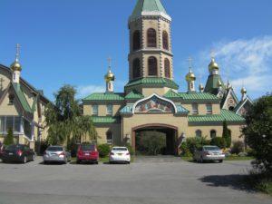 Свято-Троицкий монастырь, Джорданвилль