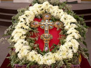 В праздник Крестовоздвижения