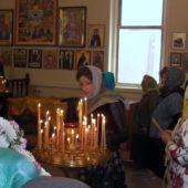 Покров Пресвятой Богородицы, 14 октября 2016 г.